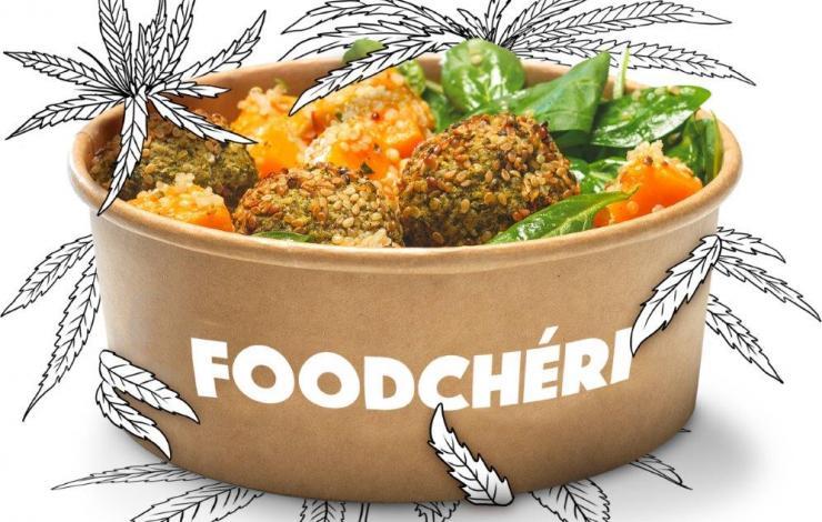 #MenuCensuré par Foodchéri au CBD du 27 au 31 janvier 2019