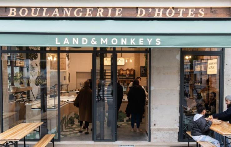 Land & Monkeys Rodolphe Landemaine