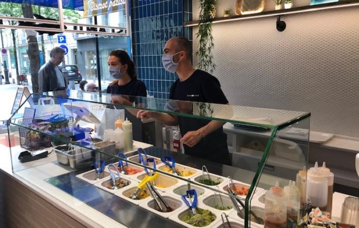 Revue Stratégique Food Service Vision