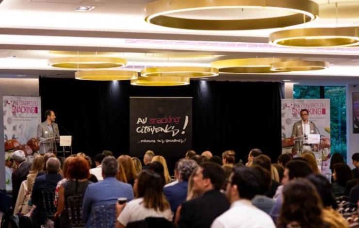 congrès du snacking restauration reset salon professionnel conférence
