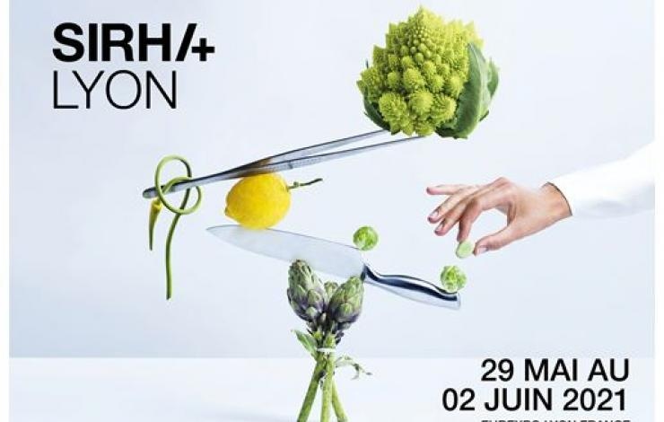 Le Sirha, reporté du 29 mai au 2 juin 2021 devient marque ombrelle Sirh/+ Food