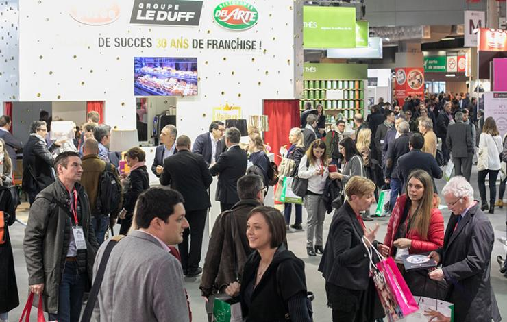 Franchise Expo Paris Reed