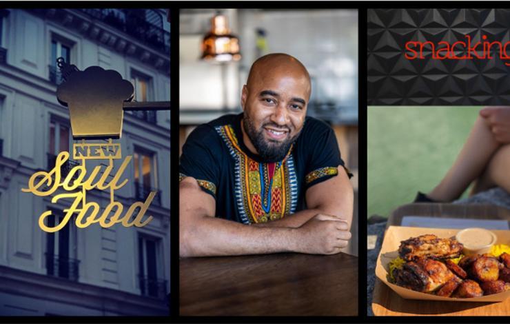 La stratégie digitale très afrodisiaque de New Soul Food dévoilée par Rudy Lainé