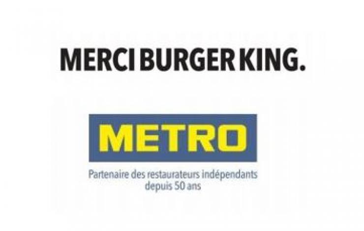 METRO Burger King