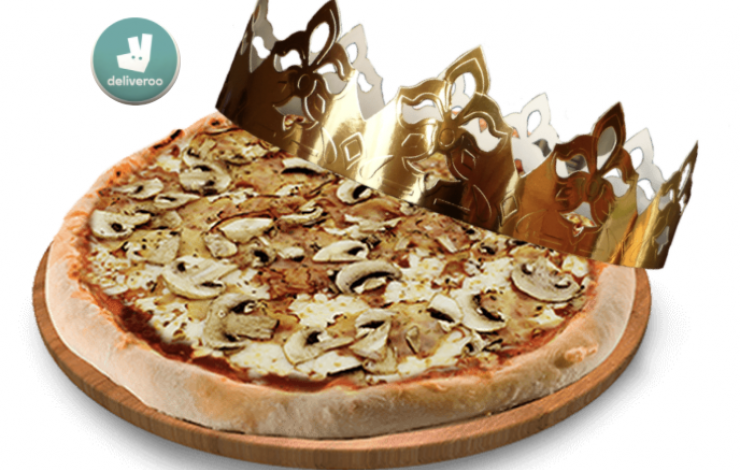 deliveroo pizza des reines
