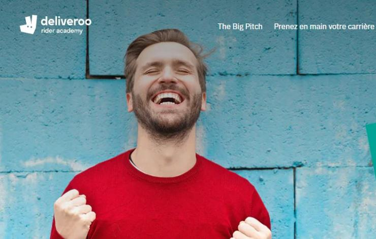 Deliveroo Big Pitch