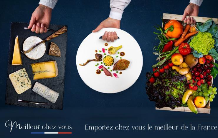 vente à emporter digital gastronomie api & you le meilleur chez vous