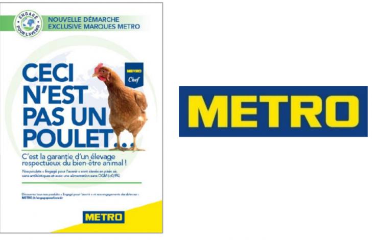 metro engagé pour l'avenir