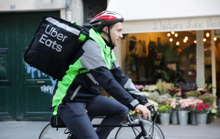 Accord Umih IDF-Uber Eats, la restauration traditionnelle succombe aux sirènes des plateformes
