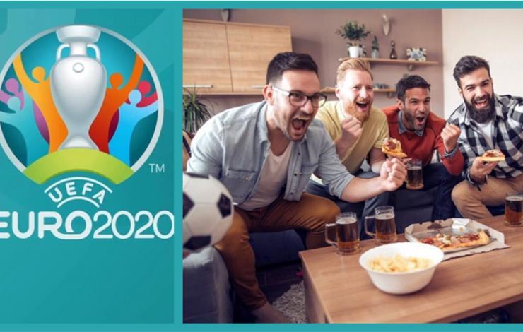 Euro 2020, 6 arguments imparables pour devenir le champion de la livraison en restauration !