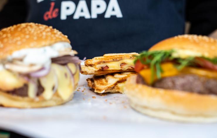 les burgers de papa ouverture valence