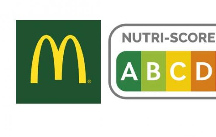 Nutri-Score McDonald's