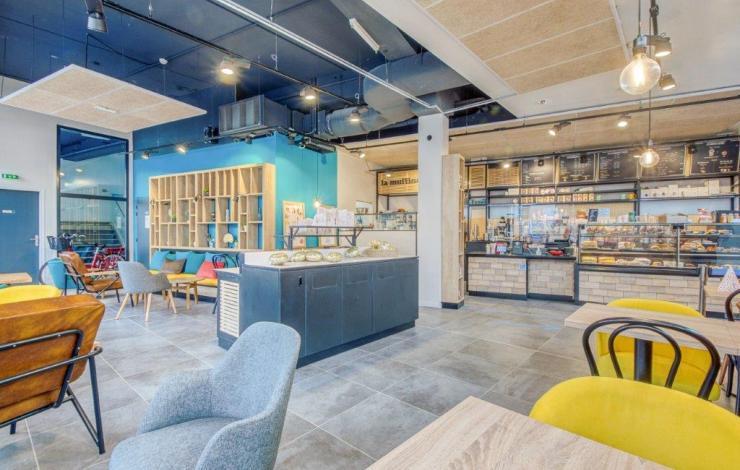 Nouveau concept. Columbus Café & Co se trace un dessein coloré, multifacette et multicanal