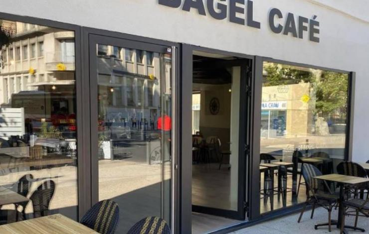 green bagel café salon de provence