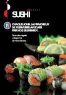 Snacking.fr, Sushi Gourmet s'installe chez Leclerc