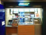 Subway ouvre dans le métro à Marseille