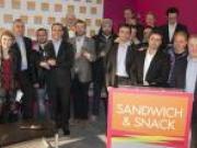 La sandwich & Snack Show Academy couronne ses concepts duplicables