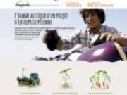 Bonduelle crée son site développement durable