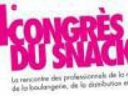 Le Snacking tient son Congrès le 6 juin