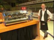 Luca Casadei de Segafredo se distingue au BARISTA CHAMPIONSHIP