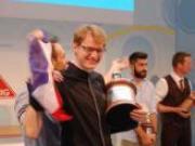 Victor Delpierre, Champion du Monde de Coffee in Good Spirits