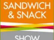 Sandwich & Snack Show sur un plateau