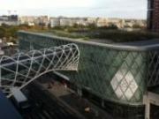 Le nouveau centre Beaugrenelle double la surface restauration