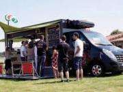 Sodebo lance son food truck Gustozi avec pizzas salées et sucrées