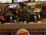 Burger King ouvre aujourd'hui à la gare Saint Lazare