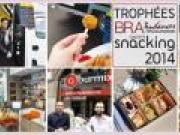 Les Trophées B.R.A. couronnent les concepts innovants sur le Sandwich & Snack Show