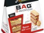 Sodebo innove avec son concept de sandwich BAG et son taboulet-repas
