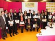 Les lauréats des Snacking d'Or reçoivent leurs trophées