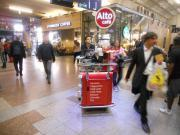 Alto Café prend le train, le métro et le bus