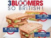 Bloomers, la nouvelle gamme so british de La Croissanterie