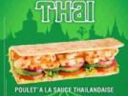 Subway à la sauce thaï