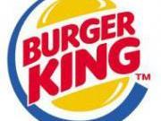 Burger King à la fin de l'année à Lyon Confluence