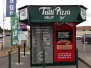 Tutti Pizza teste son distributeur automatique de pizzas