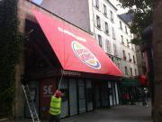 Burger King Alésia, un restaurant-école de 1200 mètres carrés en septembre