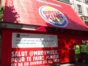 Burger King Alésia joue la com' virale