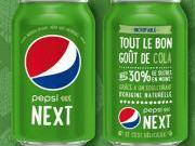 Pepsi Next se met aussi au vert