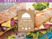 La Croissanterie, version Automne/Hiver, mise sur sa tablée de Chefs