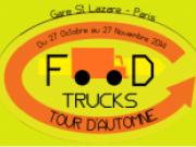 Le Food Truck Tour d'automne du 27 octobre au 27 novembre à Saint-Lazare
