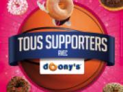 Vandemoortele Bakery France, Partenaire officiel de la Ligue de Basket avec Original Doony's