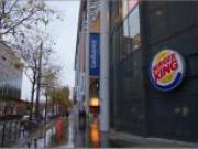 Burger King croque et recroque du Lyon