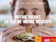 Burger King prévoit 4000 recrutements cette année