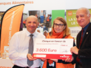 FRIMA soutient les Banques Alimentaires