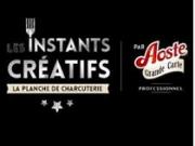 Nadia Igue du Café Figue remporte Le Trophée Les Instants Créatifs Aoste FoodService