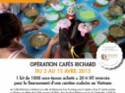 Les Cafés Richard s'engagent aux côtés de Restaurants Sans Frontières pour une cantine au Vietnam
