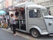 Food trucks, Paris lance un appel à propositions pour 40 emplacements