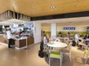 Aéroport Bâle-Mulhouse-Freiboug, atterrissage réussi pour Elior !
